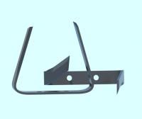 Нож пропашной удлинённый