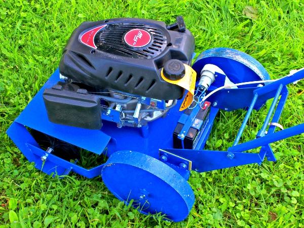 косилка для травы электрическая на колесиках цена