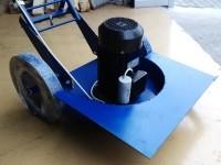 Электро косилка ЛопЛош для высокой травы