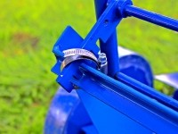Косилка ЛопЛош - MG600 для высокой травы